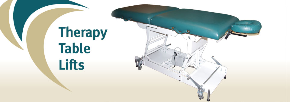 Therapy Table Lifts